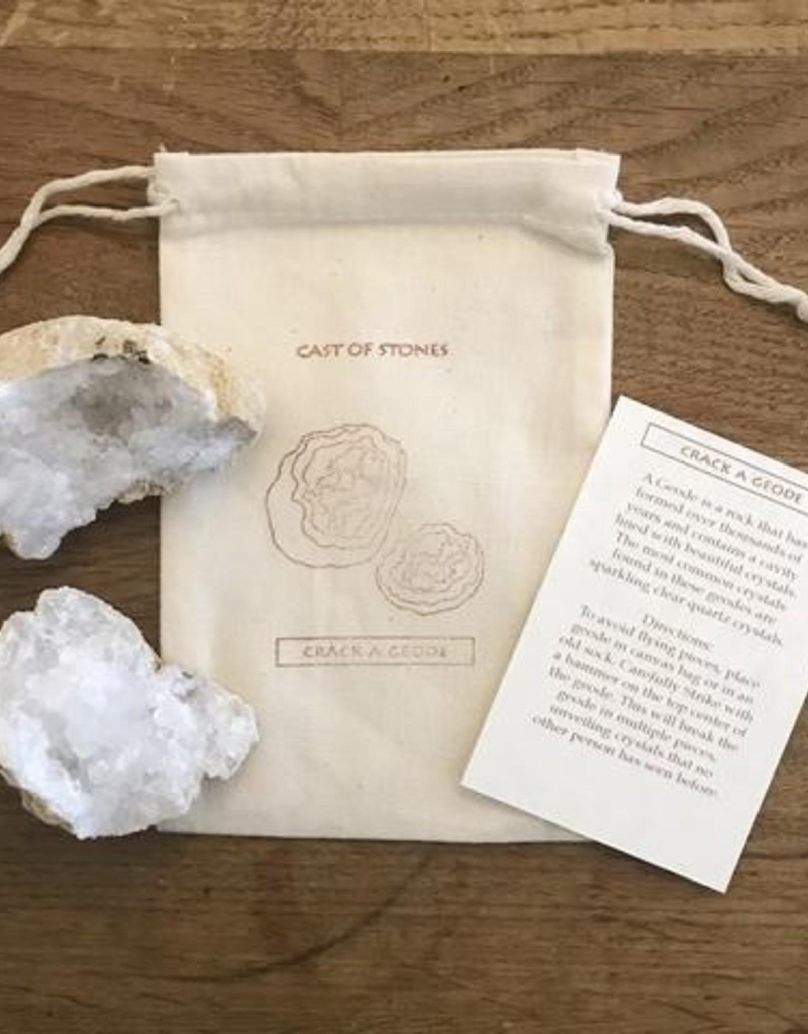 CoStne Crack a Geode Kit