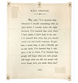 SB-Co Maya Angelou Tarp