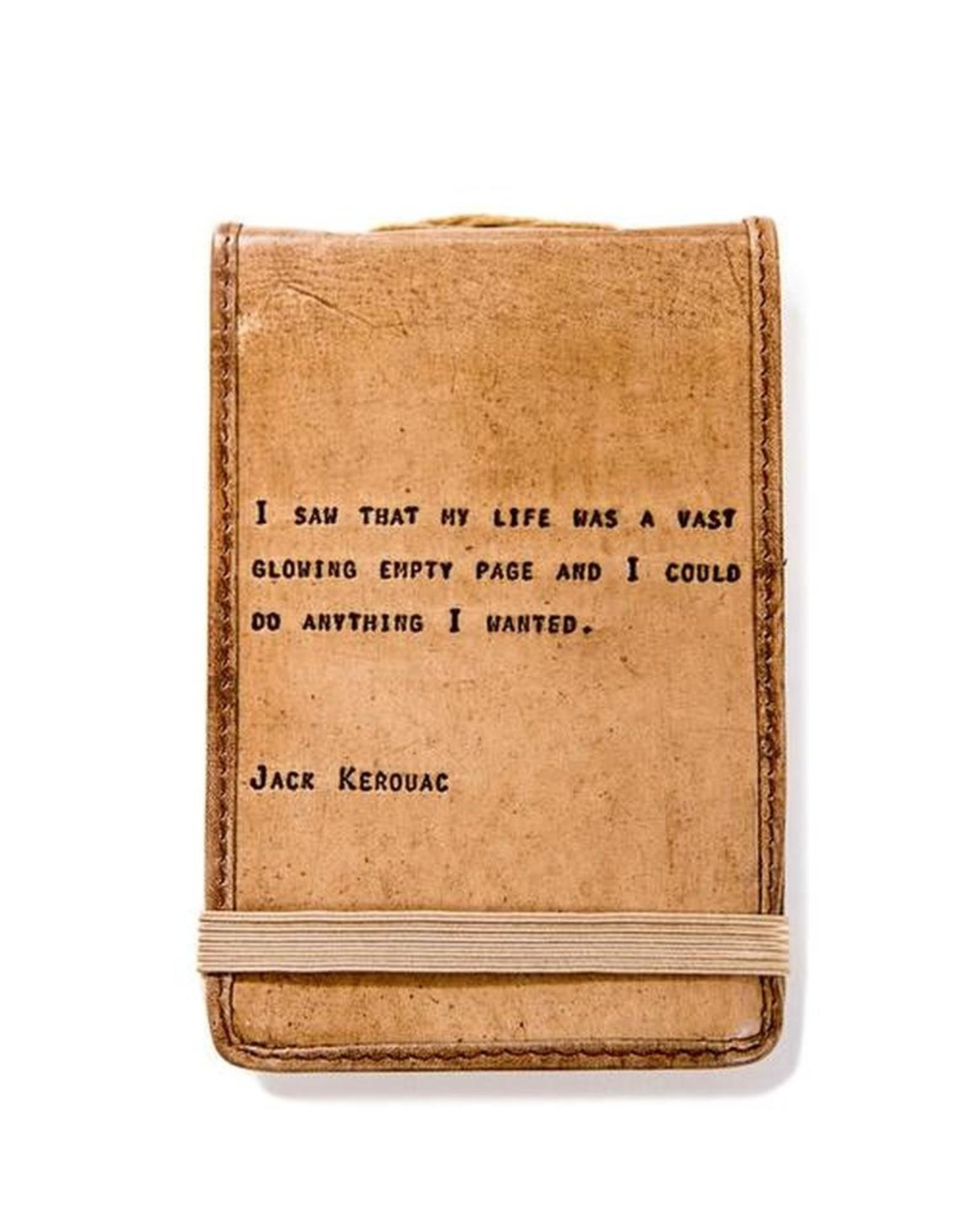 Sugarboo & Co Jack Kerouac Mini Journal