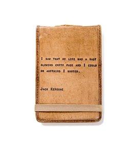 SB-Co Jack Kerouac Mini Journal
