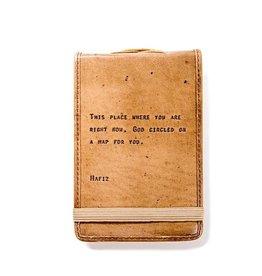 Sugarboo & Co Hafiz Mini Leather Journal