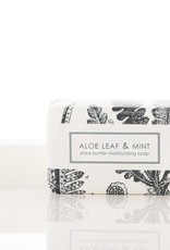 Formulary 55 Aloe Leaf & Mint Soap