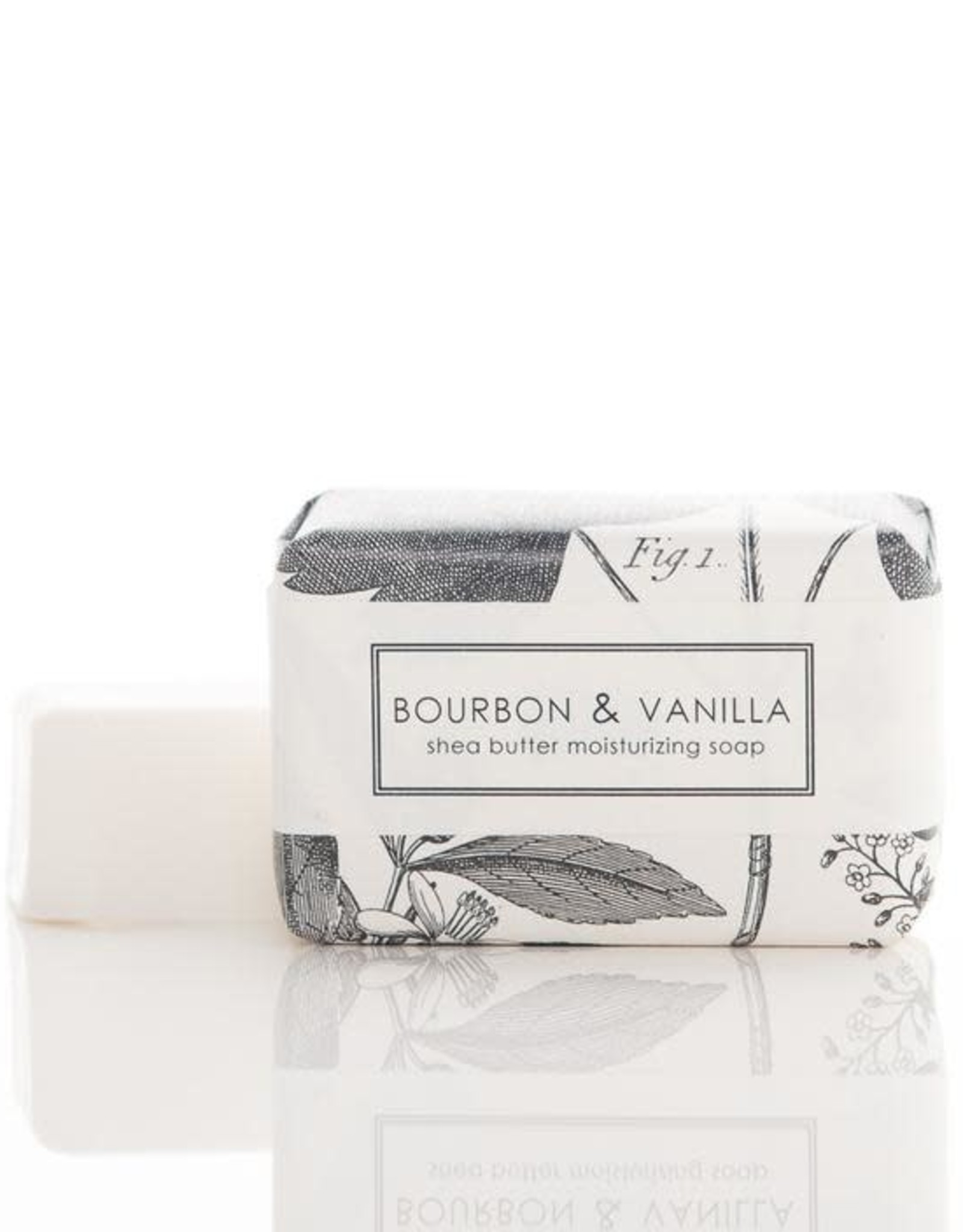 F-55 Bourbon & Vanilla Soap