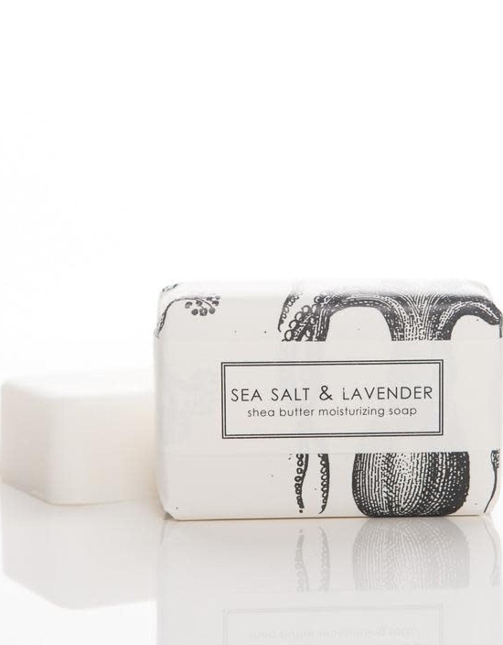 Formulary 55 Sea Salt & Lavender Soap