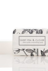 F-55 Sweet Pea & Clover Soap
