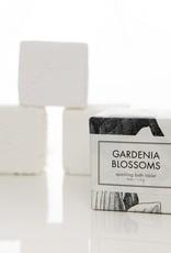 F-55 Gardenia Blossoms Bath Tablet