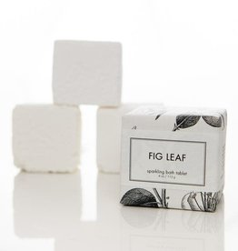 F-55 Fig Leaf Bath Tablet