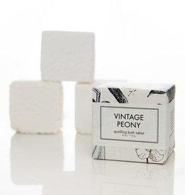 Formulary 55 Vintage Peony Bath Tablet