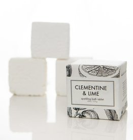 F-55 Clementine & Lime Bath Tablet