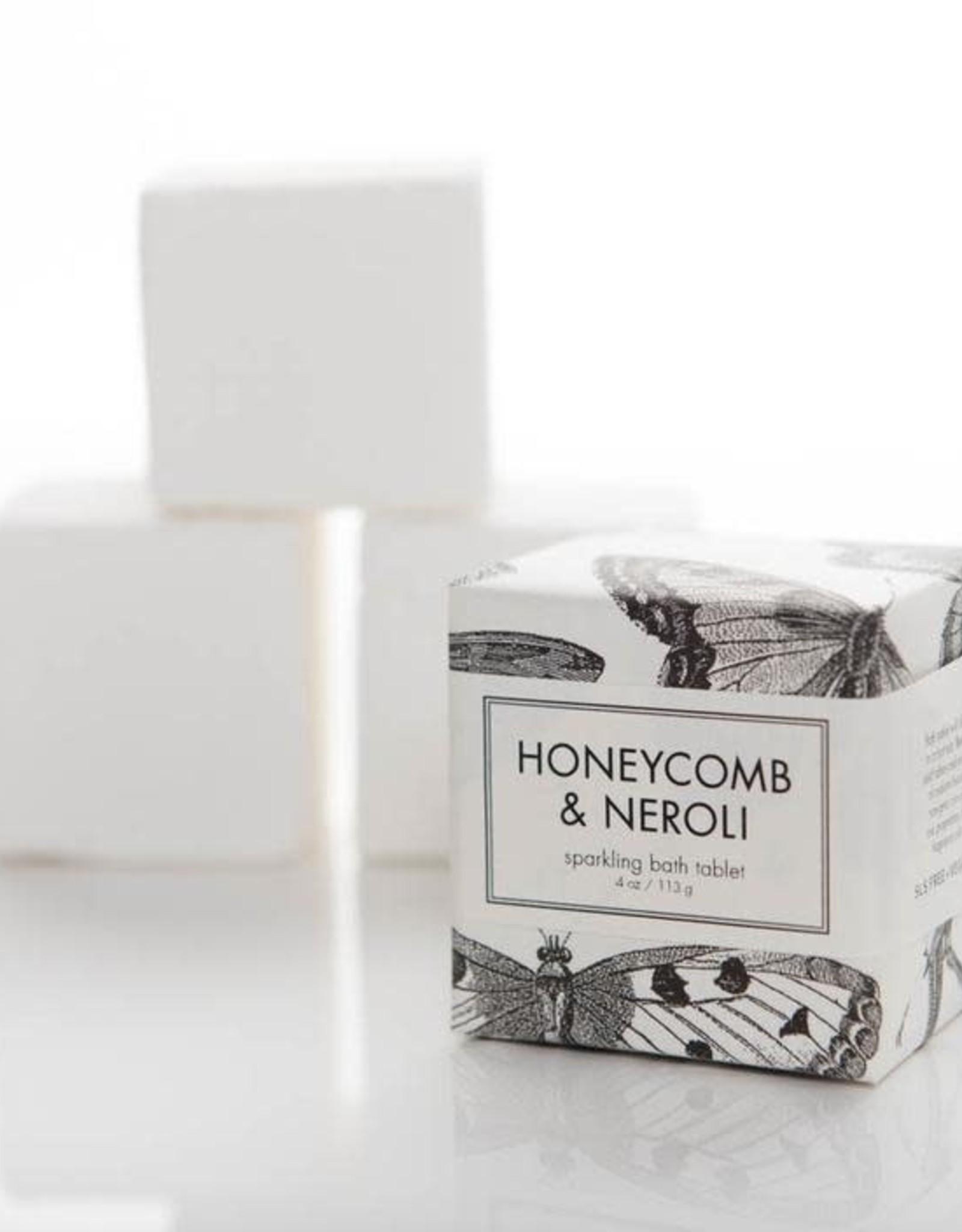 Formulary 55 Honeycomb & Neroli Bath Tablet