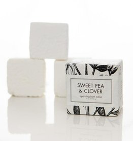 F-55 Sweet Pea & Clover Bath Tablet