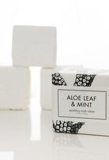 Formulary 55 Aloe Leaf & Mint Bath Tablet