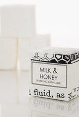 F-55 Milk & Honey Bath Tablet
