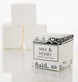 F-55 Milk & Honey Bath Tablet