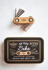 Wild & Wolf Inc Pocket Bicycle Multi Tool