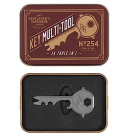 Wild & Wolf Inc Key Multi Tool