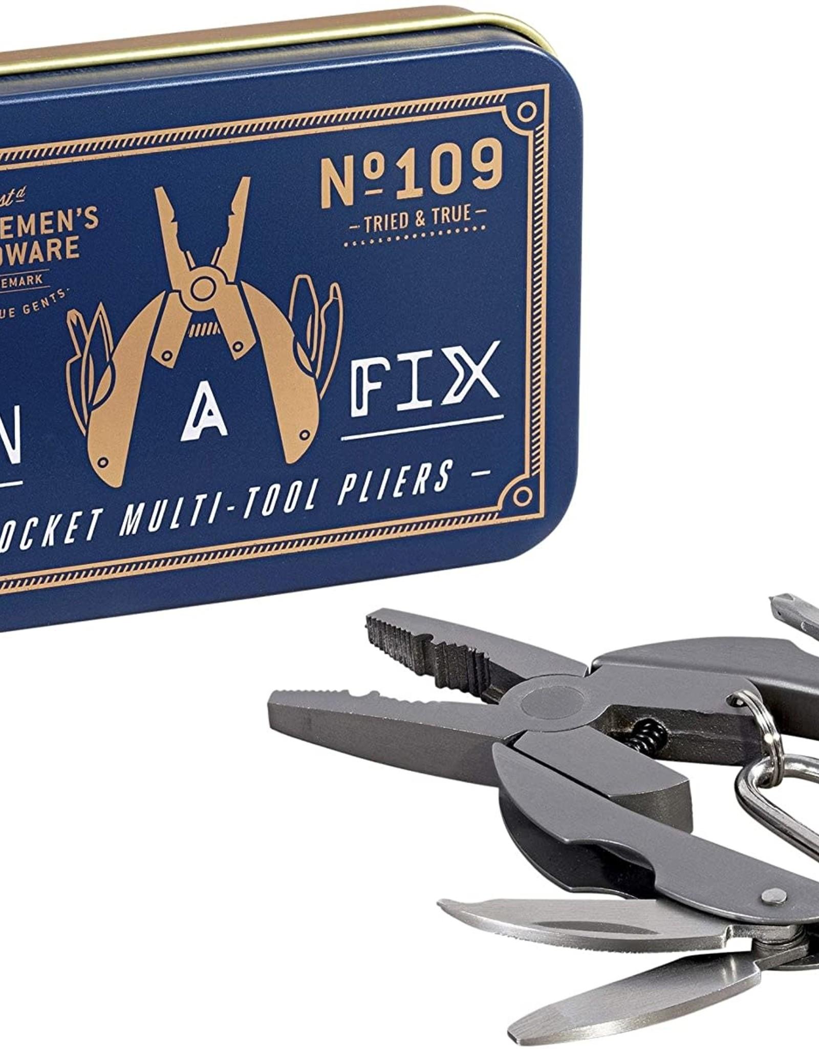 Wild & Wolf Inc Pocket Multi Tool Pliers
