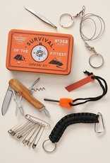 WW Inc Survival Kit Orange
