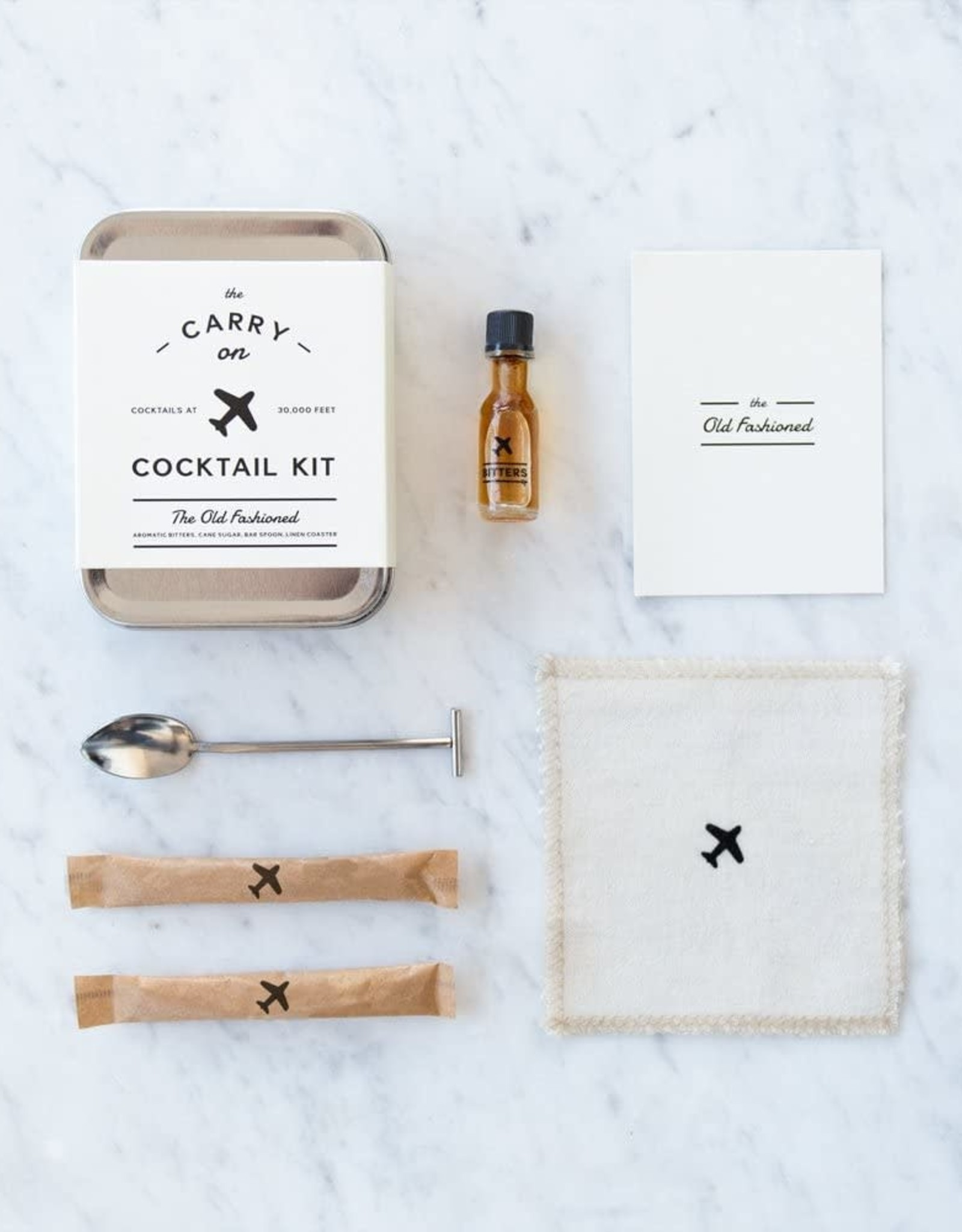 W & P Design Carry on Cocktail, Old Fashioned