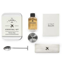 W & P Design Carry on Cocktail, Gin & Tonic