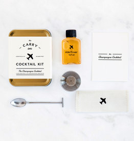 W & P Design Carry on Cocktail, Champagne