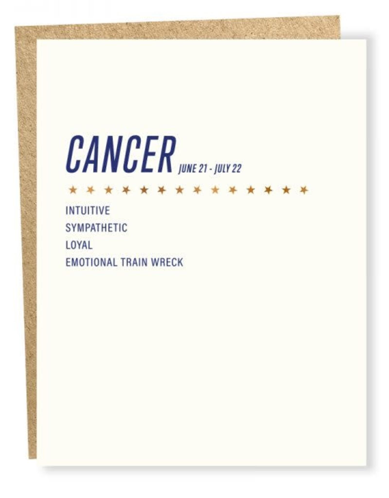 Sapling Press Cancer Card