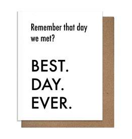 TMa-Btlr Remember That Day We Card
