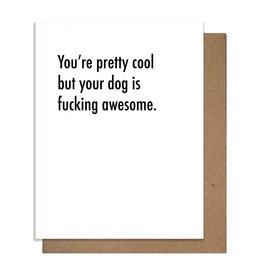 The Matt Butler You're Pretty Cool But Card
