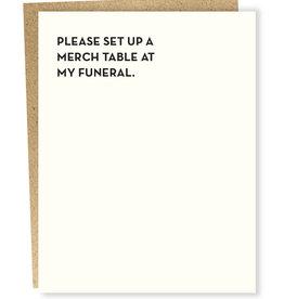 Sap-P Merch Table Card