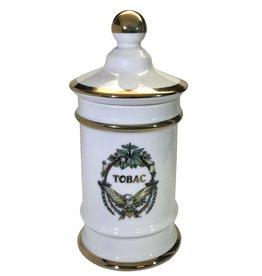Spi-Gi Tobac Candle Jar