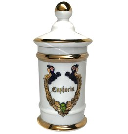 Spitfire Girl Euphoria Candle Jar