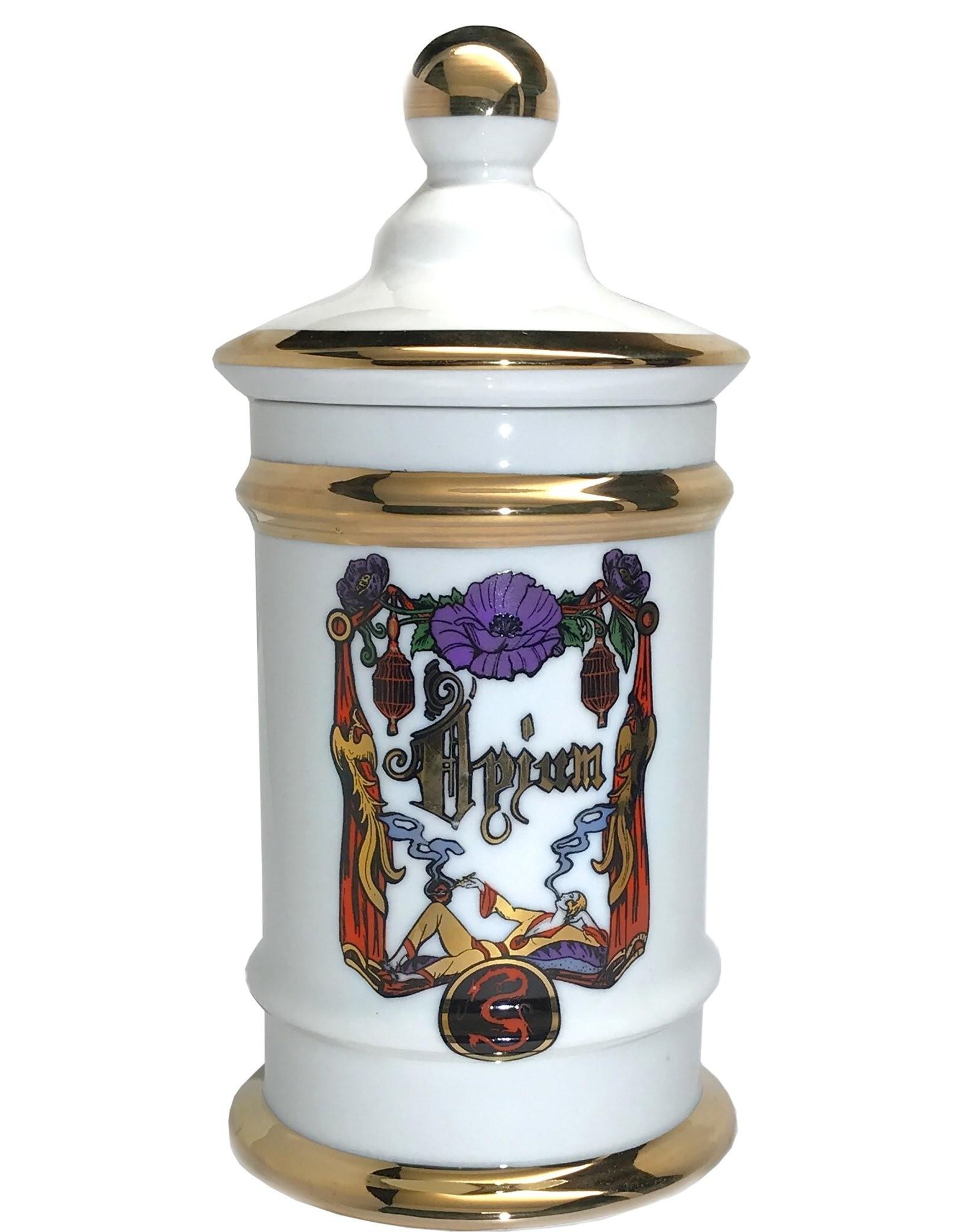Spi-Gi Opium Candle Jar