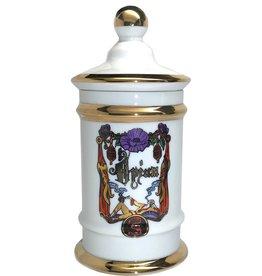 Spitfire Girl Opium Candle Jar
