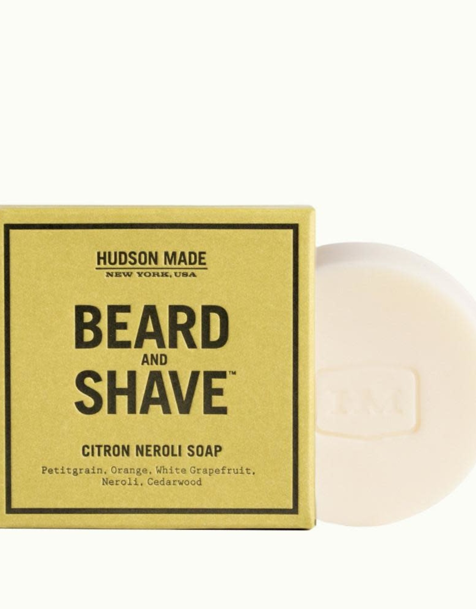 Hudson Made Inc. Citron Neroli Soap