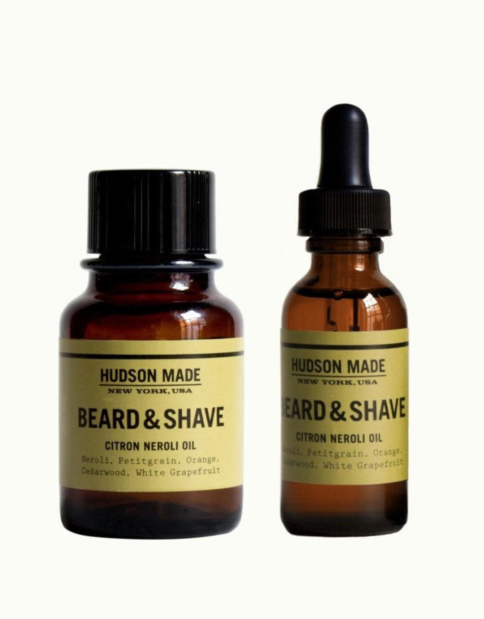 Hudson Made Inc. Citron Neroli Oil
