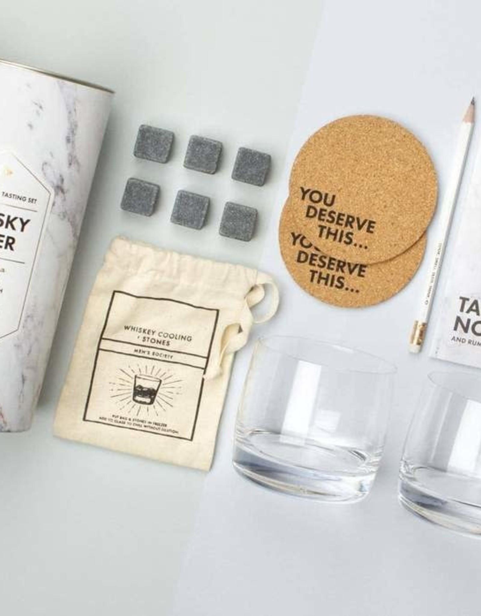 M-Soc Whisky Lover's Kit