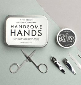 M-Soc Handsome Hands Manicure Kit