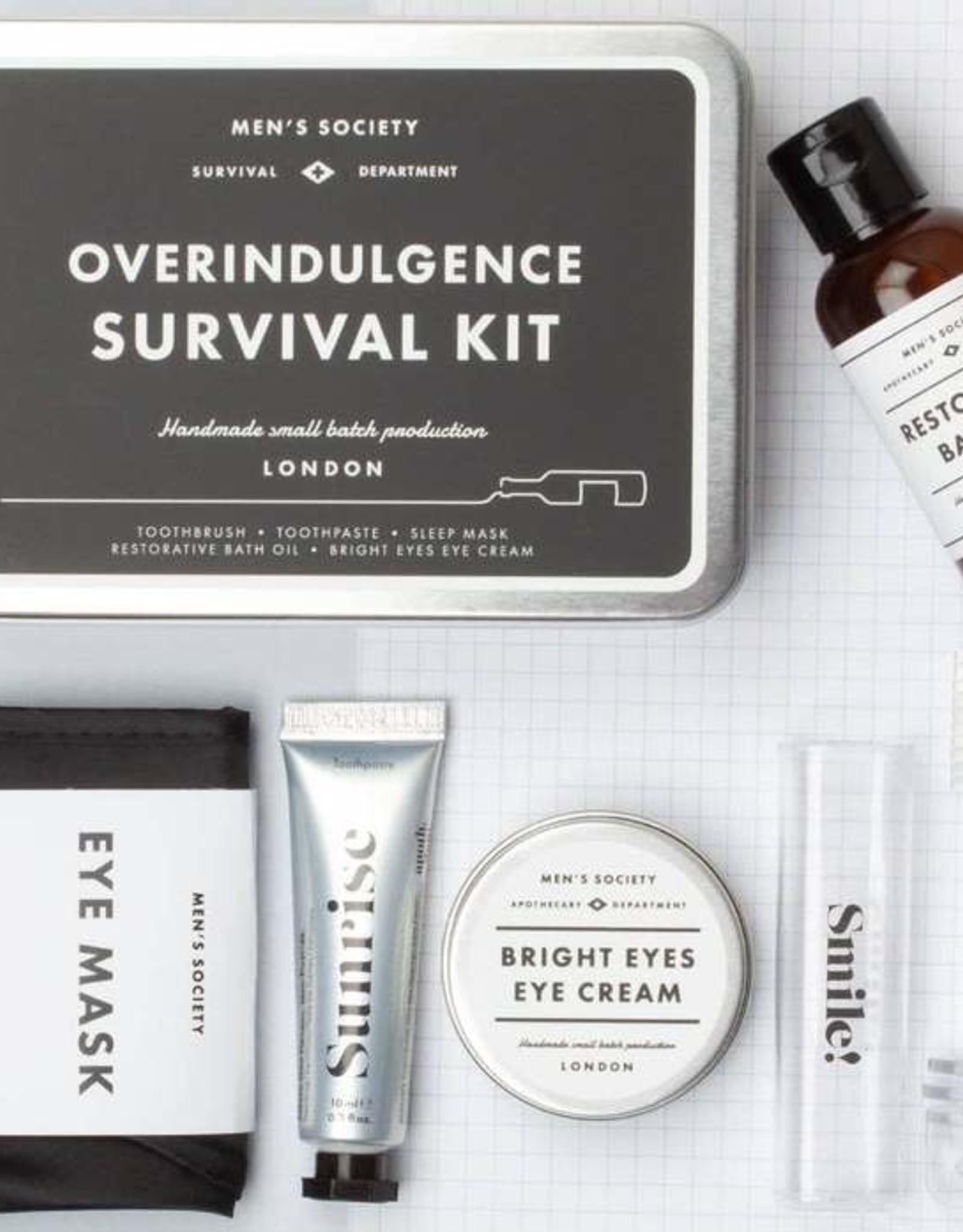 Men's Society Overindulgence Kit