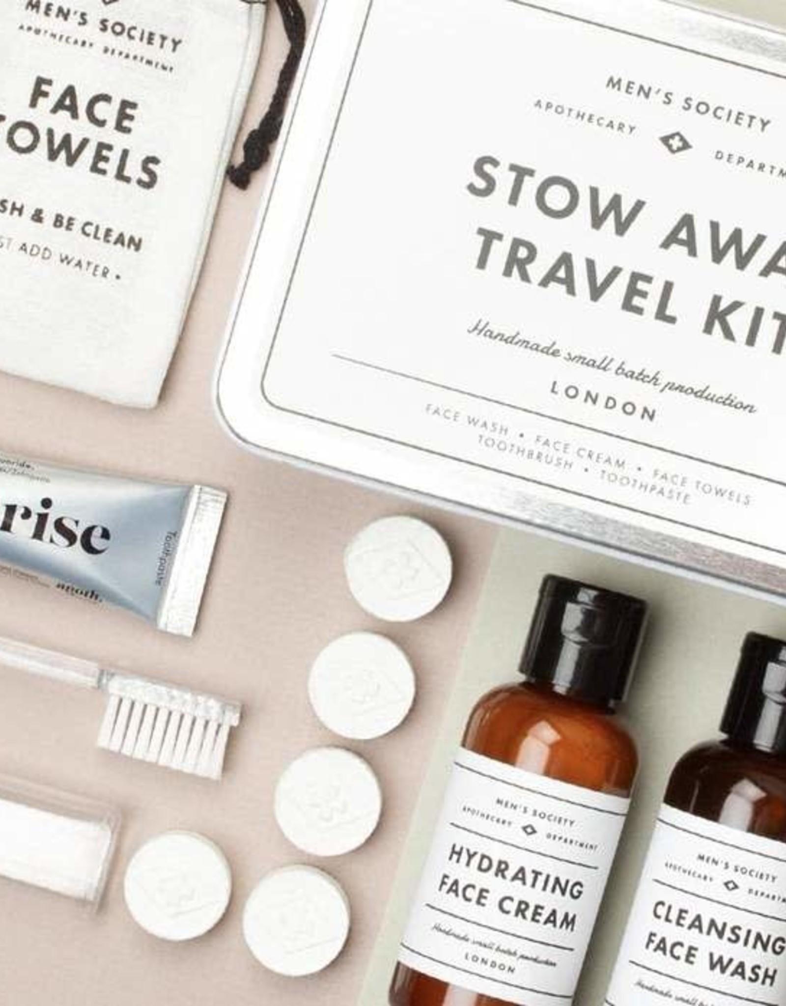 M-Soc Stow Away Travel Kit