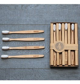 Izola Guests Toothbrush Set
