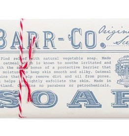 Barr-Co Bar Soap Original scent 6 Oz