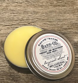 Barr-Co Original Scent Hand Salve 2 Oz
