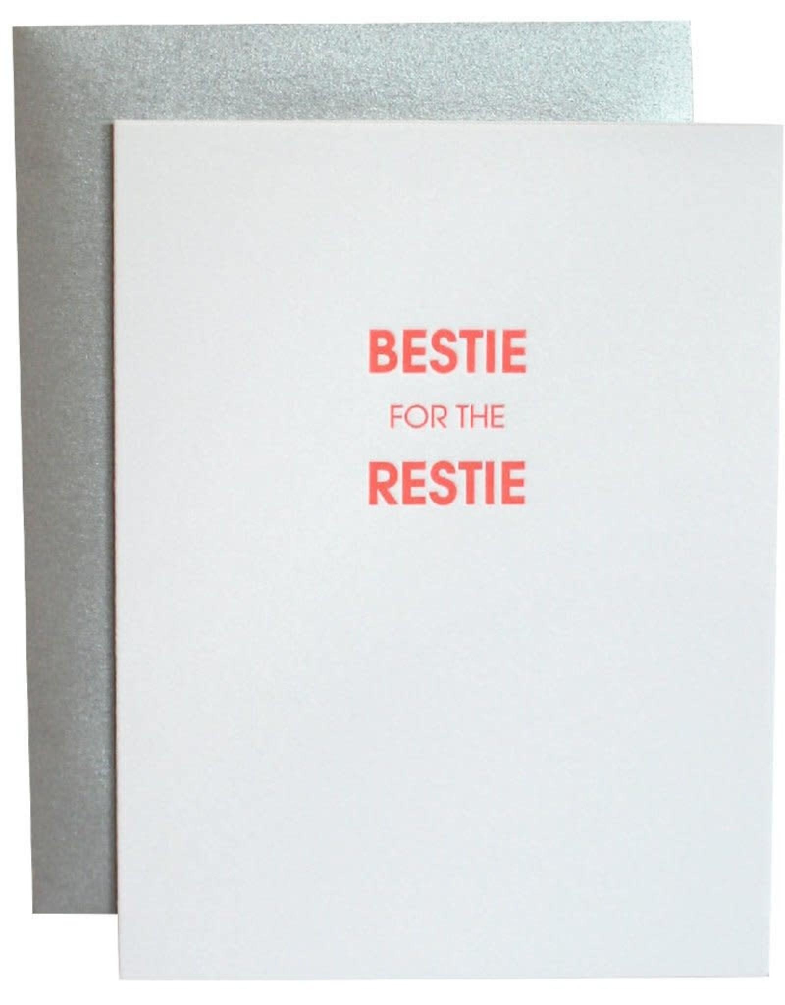 Chez Gagne Bestie for the Restie