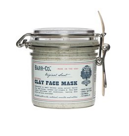 Barr-Co Clay Face Mask