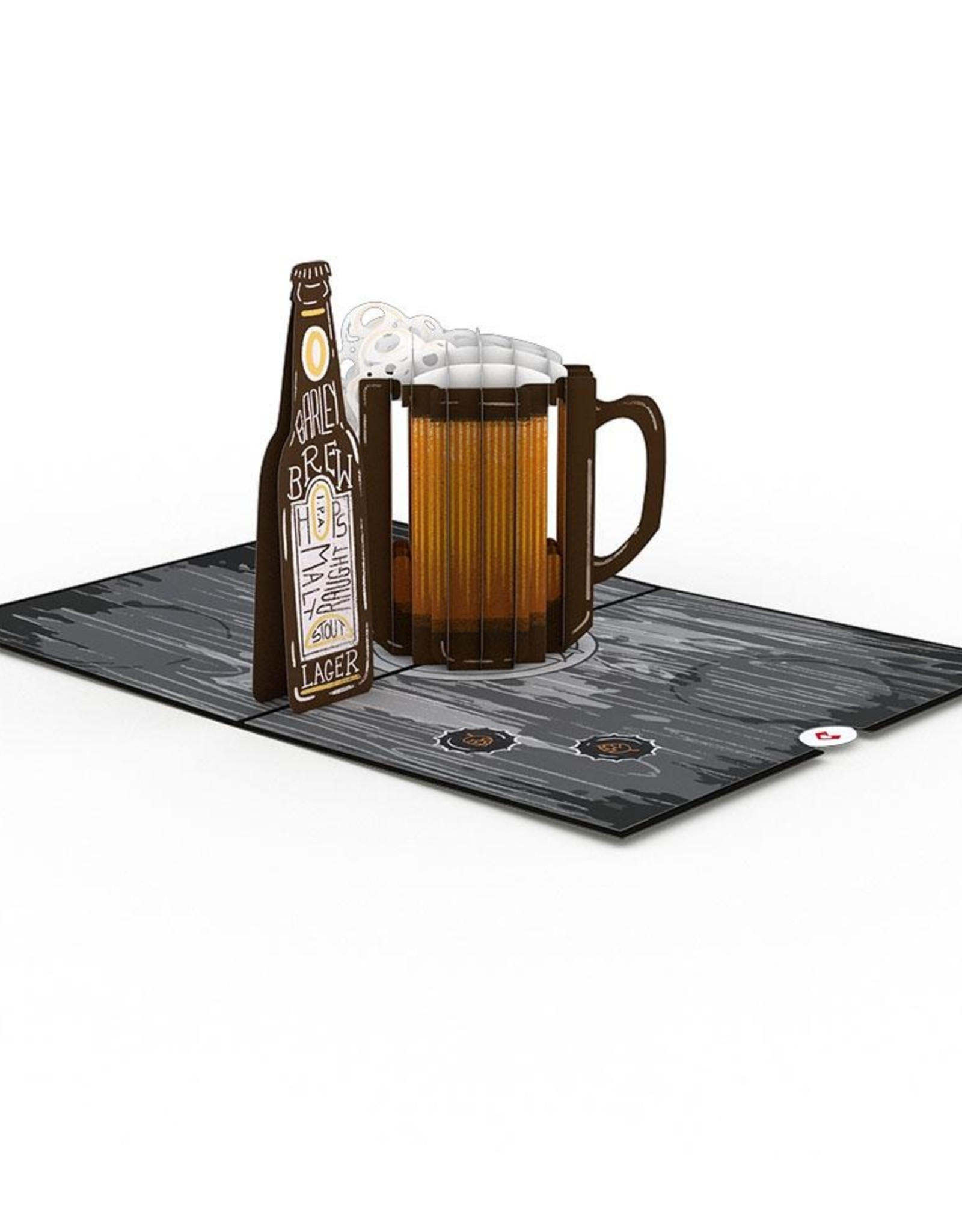 LovePop Beer Card