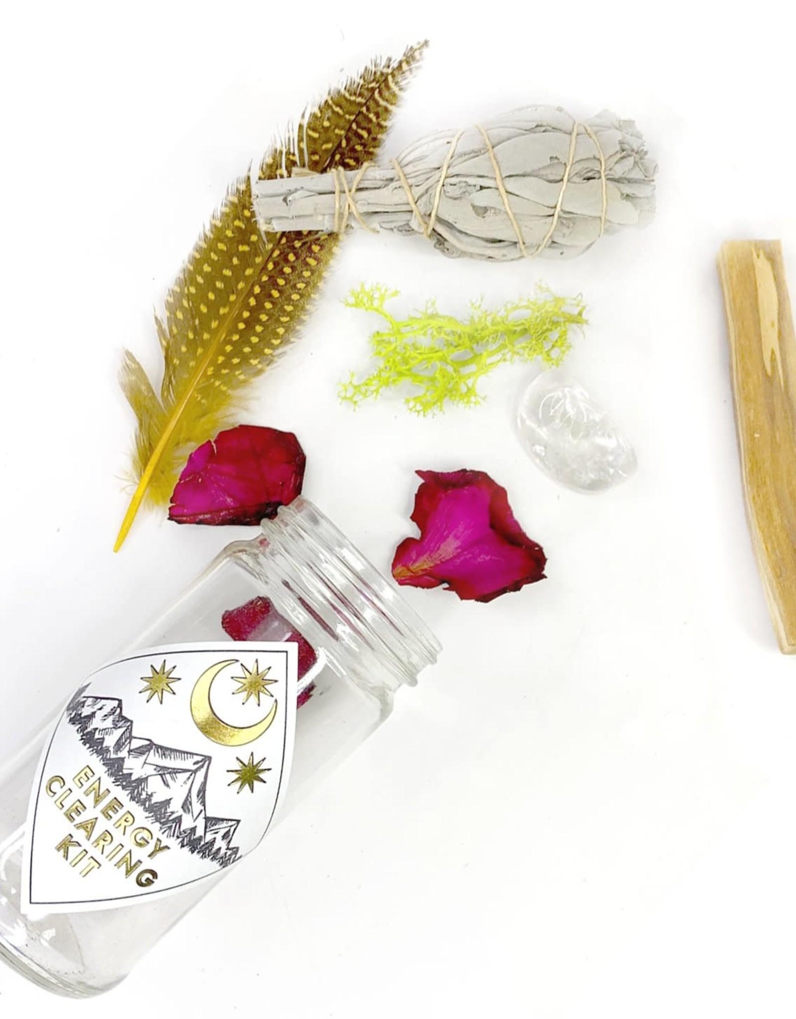 Spitfire Girl Energy Clearing Kit