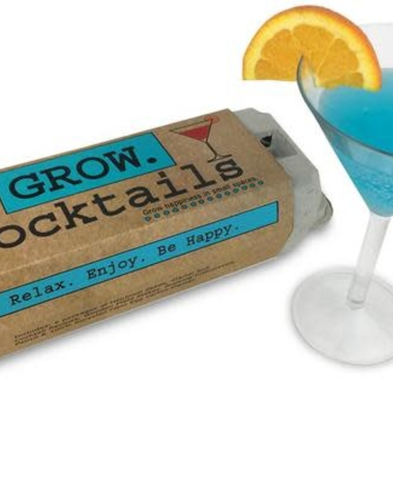 Backyard Safari Co Grow Cocktails