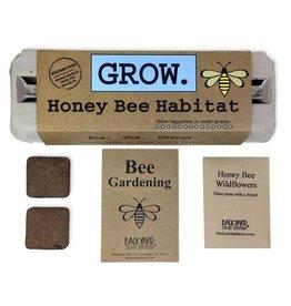 Backyard Safari Co Grow Honey Bee Habitat