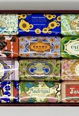 Claus Porto Red Box 12 Mini Soaps
