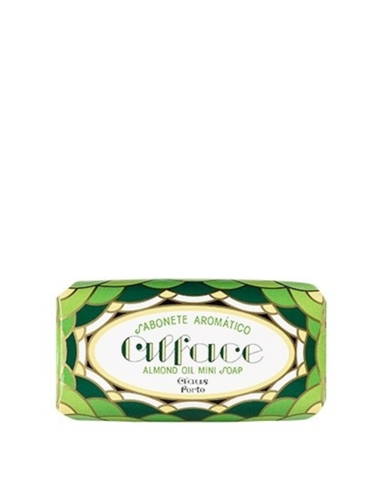 Claus Porto Alface Mini Bar Soap
